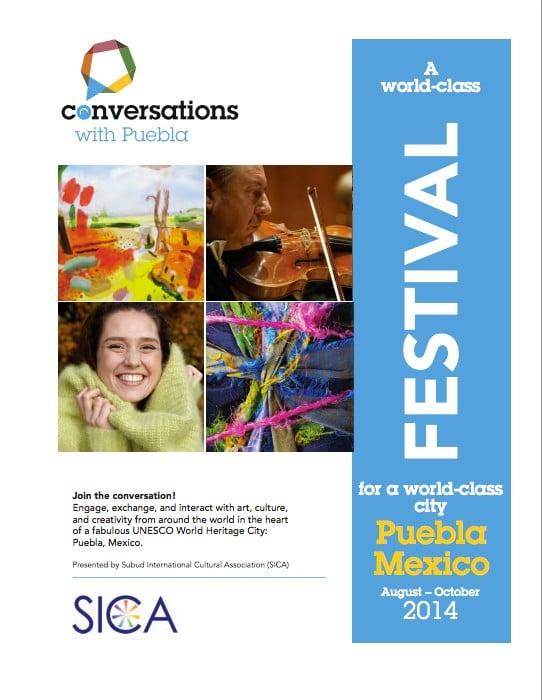 SICA Puebla Flyer