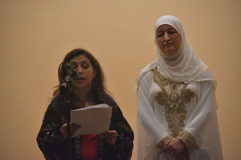 Lena and Faiza
