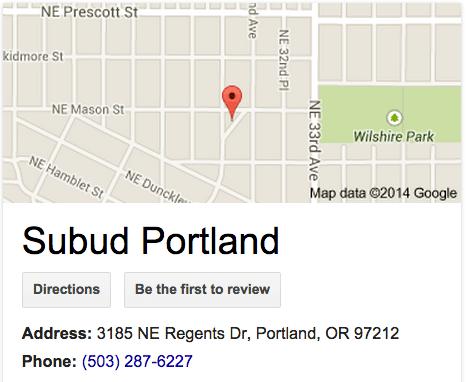 Subud Portland