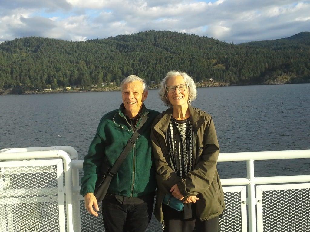 Bhakti, Lucas Hille 10.19.14 Ferry to Nanaimo
