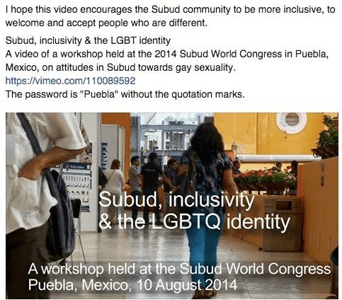 LGBTQ Subud