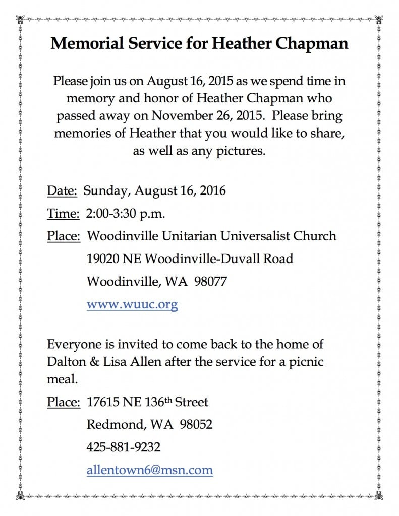Memorial Invitation Heather 8-16-15
